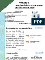 Derecho y normatividad Fiscal