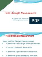 Field Strength
