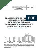 procedimiento de ut-awsd1.1