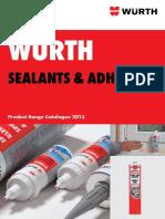Sealant and Adhesives PDF