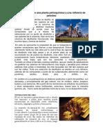 Refineria y Petroquimica