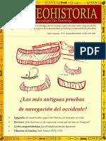 Revista ARQUEOHISTORIA. Por Una Arqueolo