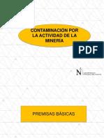 A.- Contaminación Por La Actividad Minera