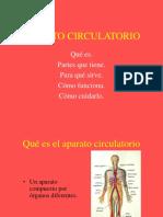 APARATO CIRCULATORIO.pps