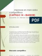 5 Modelos de Mercado
