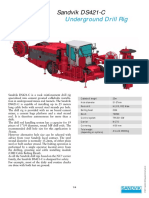 Manual Sandvik Ds 421-c