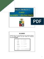 4  Alcanos