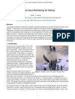 Real-Time Cloud Rendering for Games.pdf