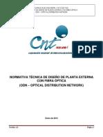 Norma Técnica de Diseño de ODN_v2!06!01_13