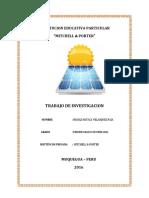 Proyecto Panel Solar