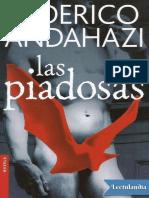 Andahazi Federico - Las Piadosas