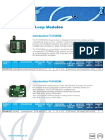 80093 Tyco Datasheet_addressable Loop Modules LR