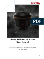 Galaxy G1 User Manual