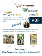 wdmcs reads full page flyer