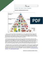 Food Pyramid Reading Comprehension (1) (1)