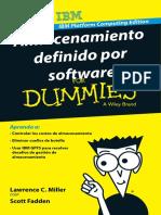 IBM Software Defined Storage for Dummies ES
