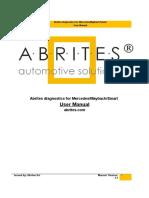 Abrites Mercedes Maybach Smart User Manual