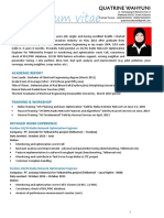 CV Template Des2015