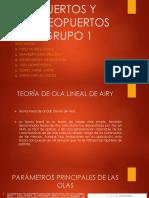 TEORIA DE OLA LINEAL DE AIRY