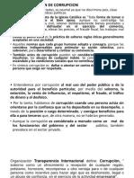Diapositiva Etica IV Corrupcion