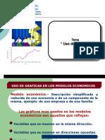 2.-Uso de Gráficos en La Economía
