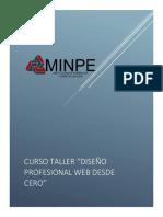 Diseño Web Instructivo