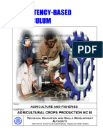 Agri Crops Production NC III-2009