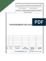 238080808 6 1 Engineering Quality Plan