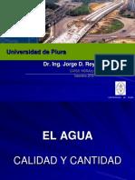 Ecuaciones y Diseño Hidráulico