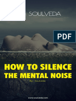 How to Silence the Mental Noise