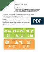 Ejemplo Proceso Productivo y Afectaciones Ambientales