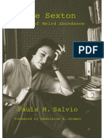 Paula M. Salvio - Anne Sexton_ Teacher of Weird Abundance (S U N Y Series, Feminist Theory in Education) (2007) (1).pdf
