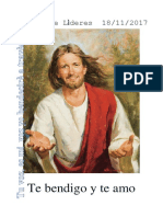 Folleto de Oracion