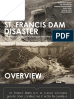 St. Francis Dam Disaster