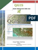 Configurar Servicios Web Ogc