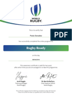 Rugby Ready Certificate 08-04-2019