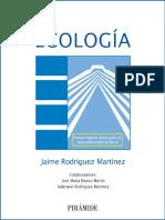 Ecología, 3ra Edición - Jaime Rodríguez Martínez-FreeLibros
