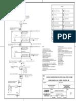 Diagrama unifilar Padrão Residencial - A3