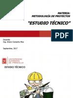 ESTUDIO TÉCNICOsep17