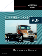 business class m2 maintenance manual