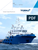 Topaz Jafiliya Vessel Spec Aug2016