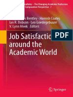 (the Changing Academy – the Changing Academic Profession in International Comparative Perspective 7) Peter James Bentley, Hamish Coates (Auth.), Peter James Bentley, Hamish Coates, Ian R Dobson, Leo G