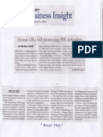 Malaya, June 4, 2019, House OKs bill protecting HR defenders.pdf