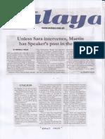 Malaya, June 4, 2019, Unless Sara intervenes, Martin has Speakesr post in the bag.pdf