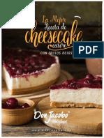 La mejor receta de Cheese Cake