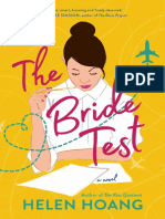 The Bride Test Chapter Sampler