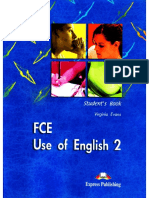 Evans Virginia Fce Use of English 2 Student s Book