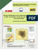 Anexos Diagnóstico Red Vial La Concordia 01478 CON-N