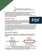 Resistor Basics