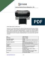 Printer LYD 671 for Inkjet Medical Imager-LeYiDi-2018